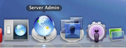 OSX Server System Admin